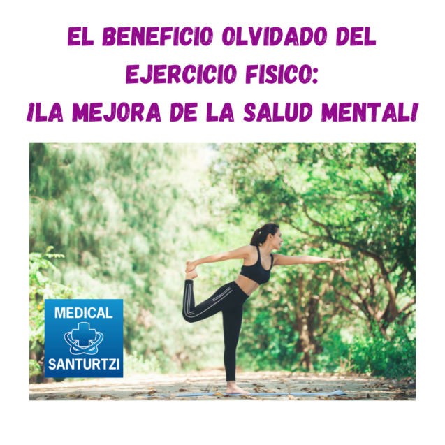 El beneficio olvidado del ejercicio fisico